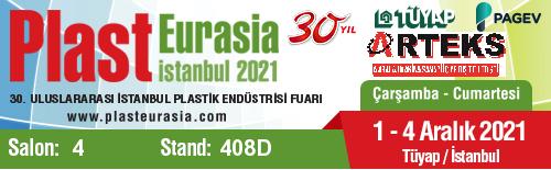 PlastEurasia 2021 Fuarı
